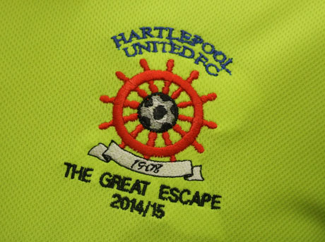 Hartlepool United the Great Escape