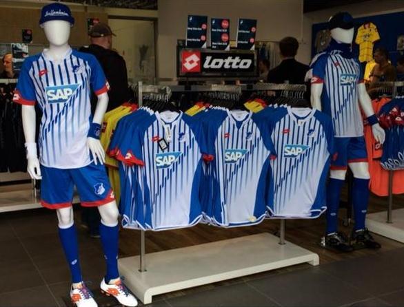 Hoffenheim Home Shirt 2015 16