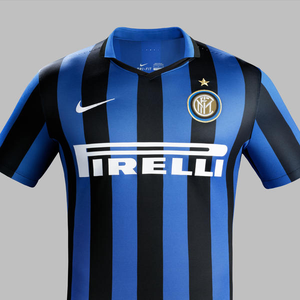 New Inter Milan Home Kit 15-16- Nike Internazionale Jersey 2015-2016