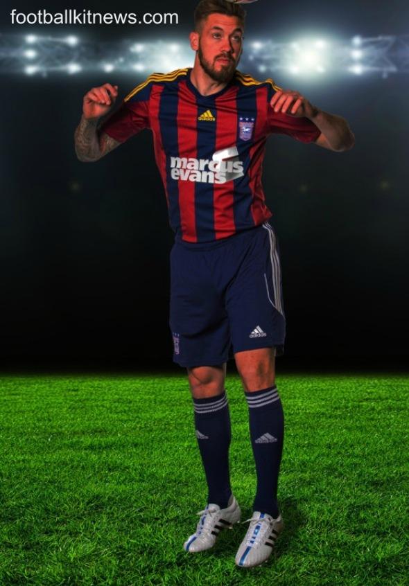Ipswich Away Shirt 2015 16 Barca