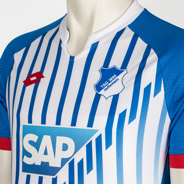New TSG 1899 Jersey 2015-2016- Lotto Hoffenheim Kit 15-16