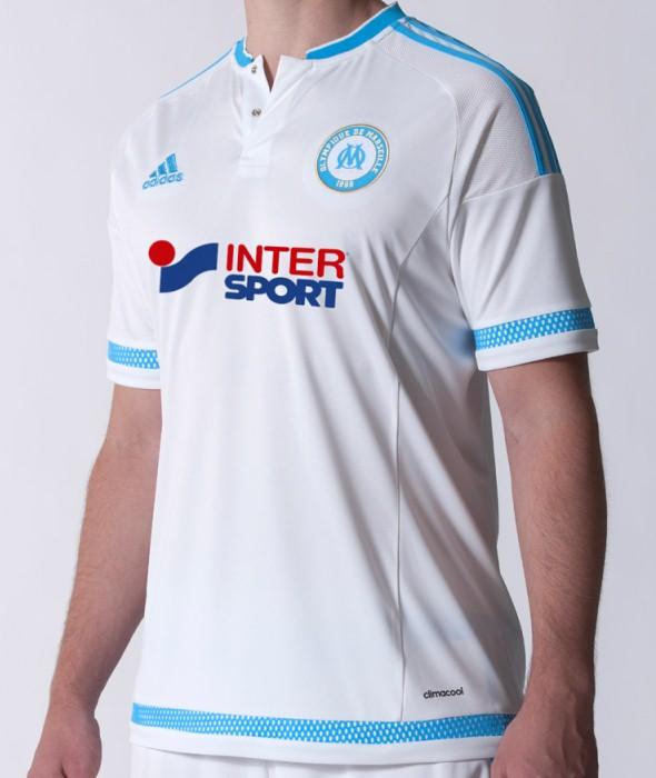 Jersey Marseille 2015 2016