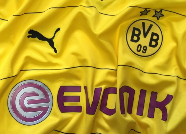 Leaked New Borussia Dortmund Jersey Home 2015-2016 by Puma