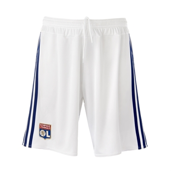 Lyon Home Shorts 2015 16