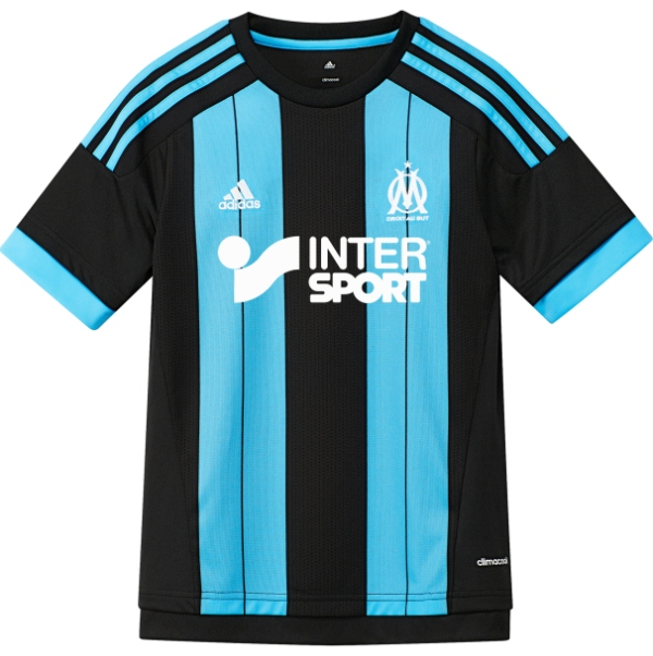 Adidas New Marseille Away Kit 2015-16