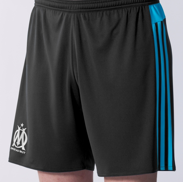 Marseille Away Shorts 2015 16