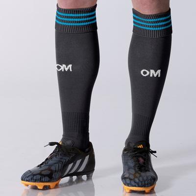 Marseille Away Socks 15 16