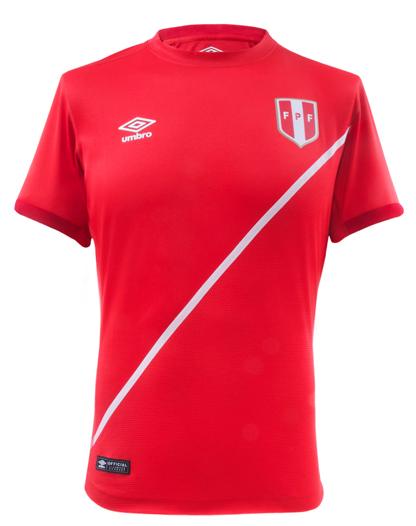 Peru Away Jersey 2015 16