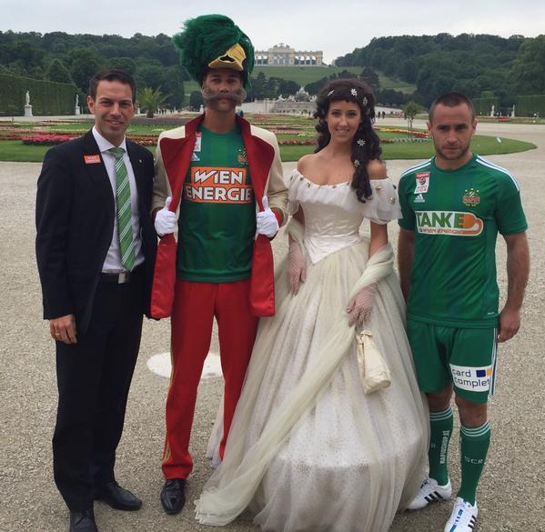 Rapid Wien Kit 2015 16
