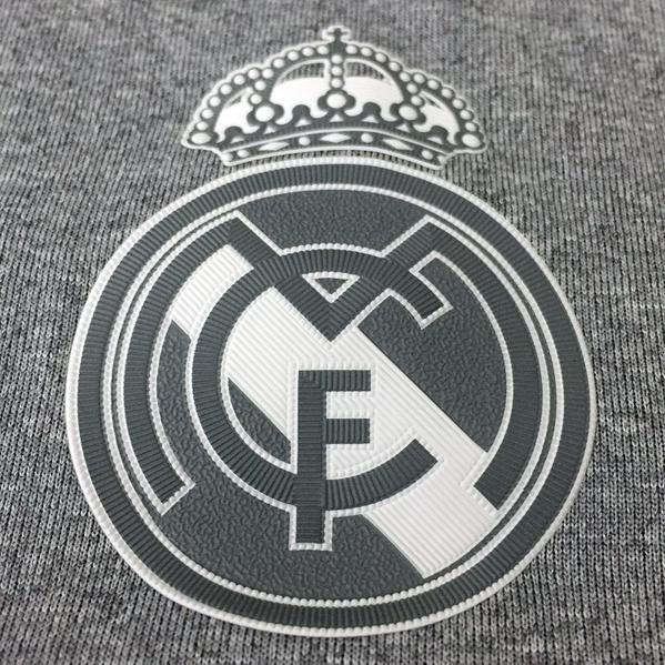 Real Madrid Away Badge