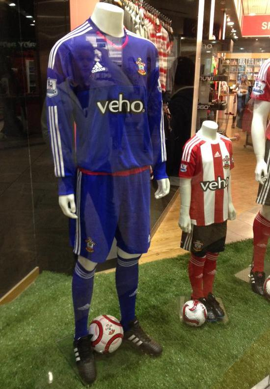 Southampton Home GK Kit 15 16