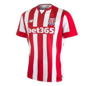 Stoke City Home Shirt 2015 16