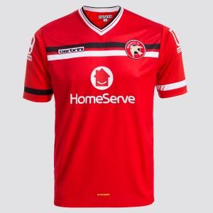Walsall FC Home Shirt 2015 16