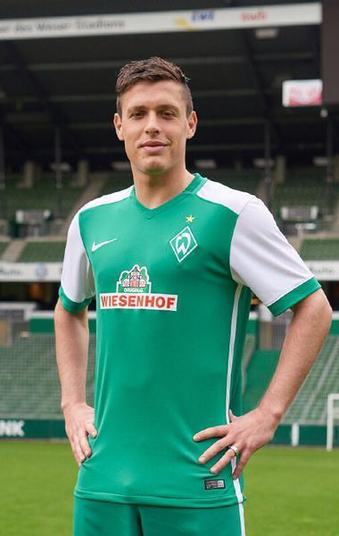 New Werder Bremen Home Kit 15-16- Nike SV Werder Jersey 2015-2016