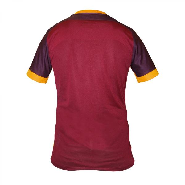 AS Roma Home Shirt Back