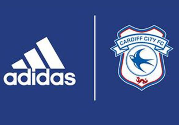 Cardiff City Adidas Kit Deal- Bluebirds join Adidas from 2015/16