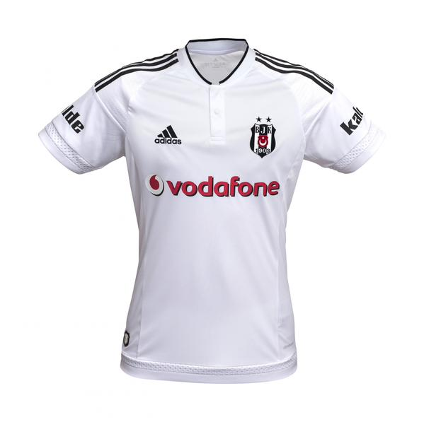 New Besiktas Kits 15/16- BJK Home Away Third Jerseys 2015-2016
