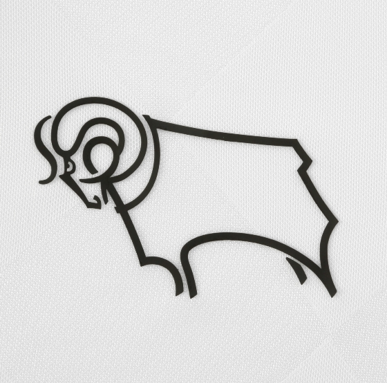 New DCFC Kit 15-16- Derby County Umbro Home Shirt 2015-16