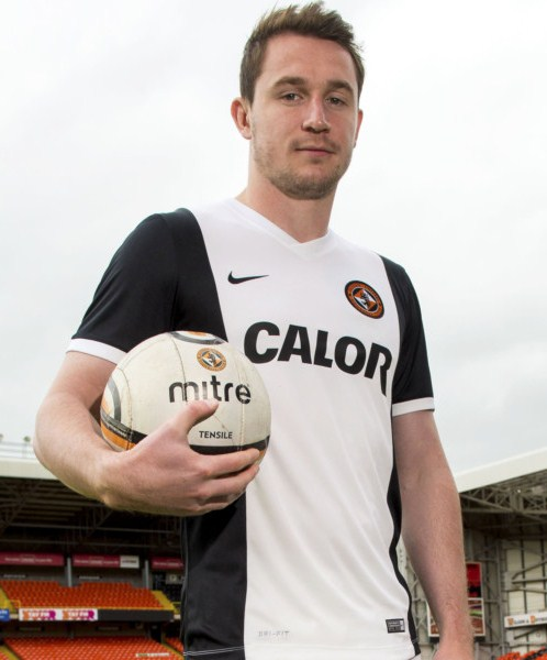 Dundee United Away Top 2015-16 New DUFC Away Kit by Nike