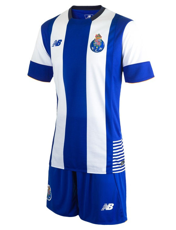 FC Porto New Balance Jersey 2015 16