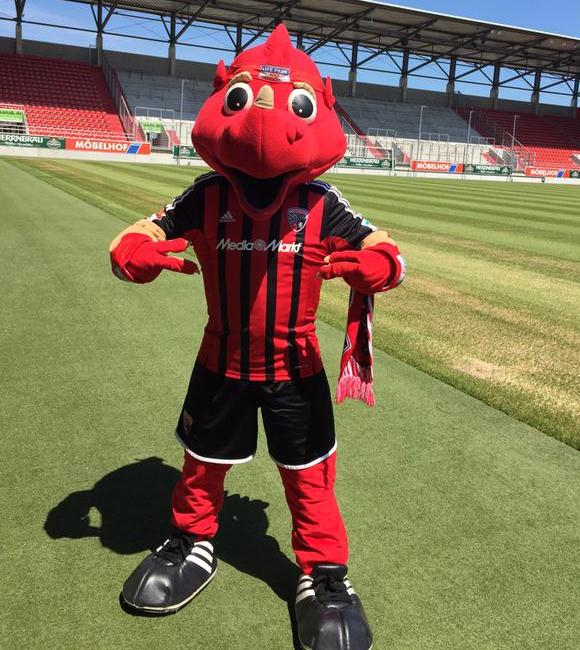 New FC Ingolstadt Jersey 2015-2016- Adidas Ingolstadt Home Kit 2015-16