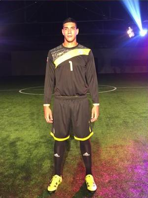 Neil Etheridge Azkals 2015