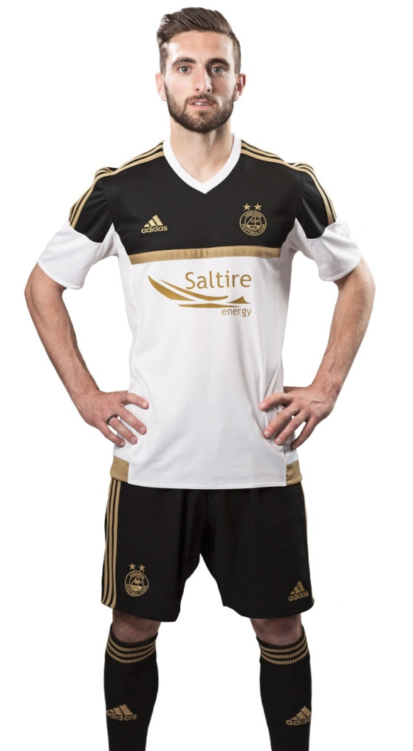 New Aberdeen Away Kit 15 16