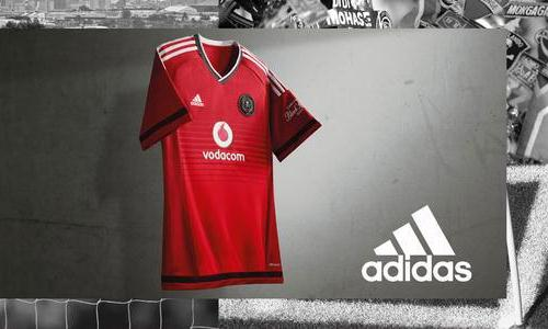 New Orlando Pirates Jersey 2015-2016 Adidas OPFC Away Kit 2015-16