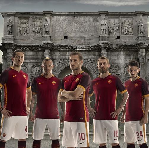 New Roma Kit 15 16