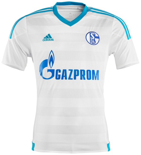 New Schalke Away Jersey 2015-2016 by Adidas