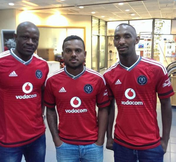 Orlando Pirates New Jersey 2015 2016