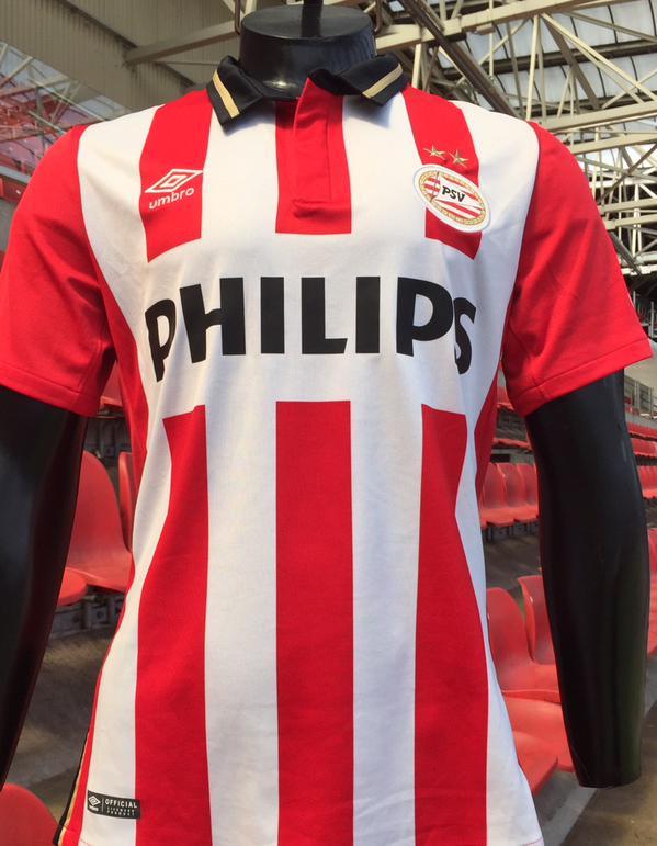 PSV Umbro Kit 2015 16
