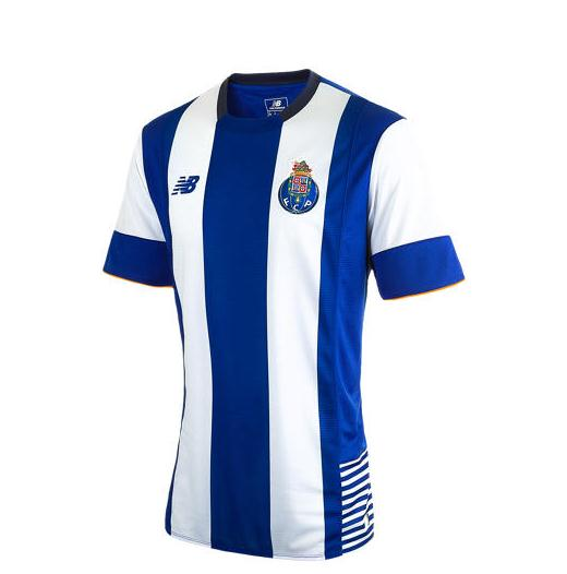 New Porto Kit 2015-2016 FC Porto New Balance Jersey 15-16