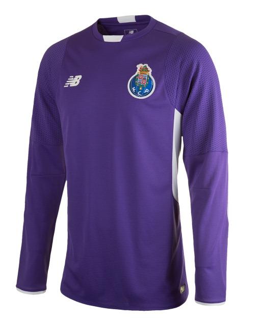 Porto Third Goalkeeper Shirt 15 16