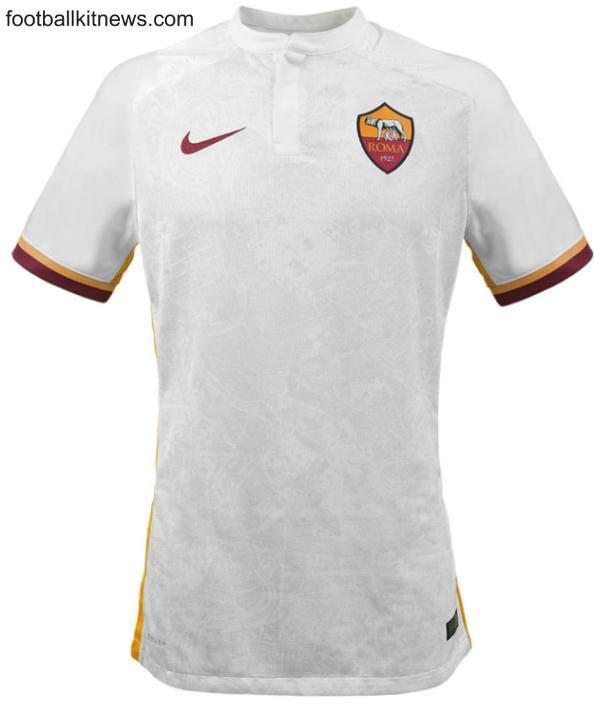Roma Away Kit 15 16