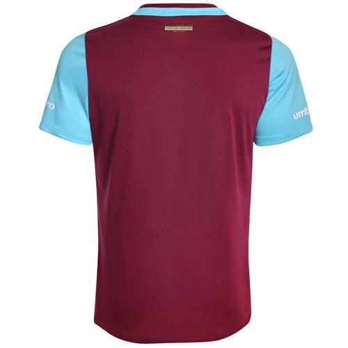 West Ham Home Shirt 2015 16 Back