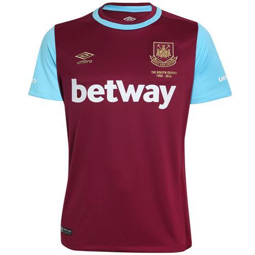 West Ham Umbro Kit 15 16