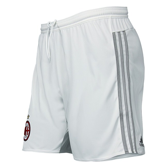 AC Milan Away Shorts 2015 16