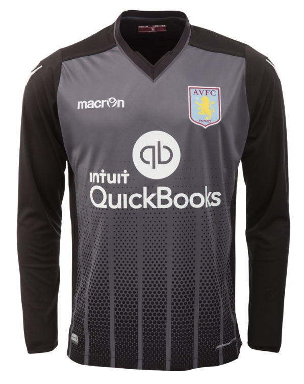 Aston Villa Goalkeeper Kit 15 16