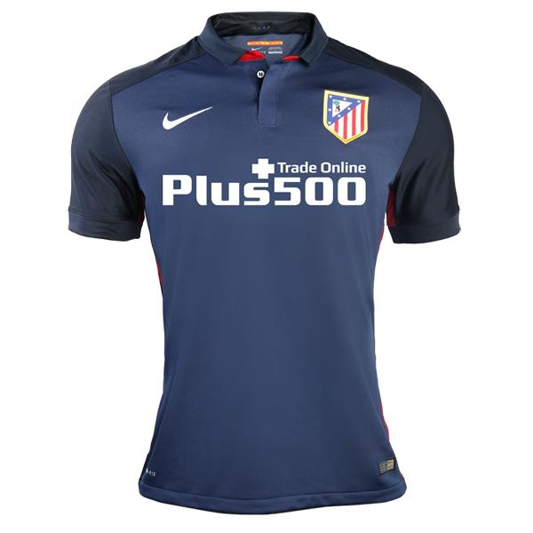 Atletico Madrid Away Jersey 2015 2016