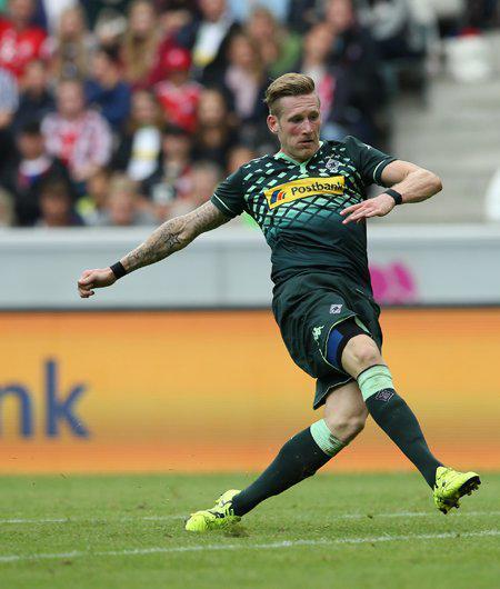 Borussia Monchengladbach Away Shirt 2015 16