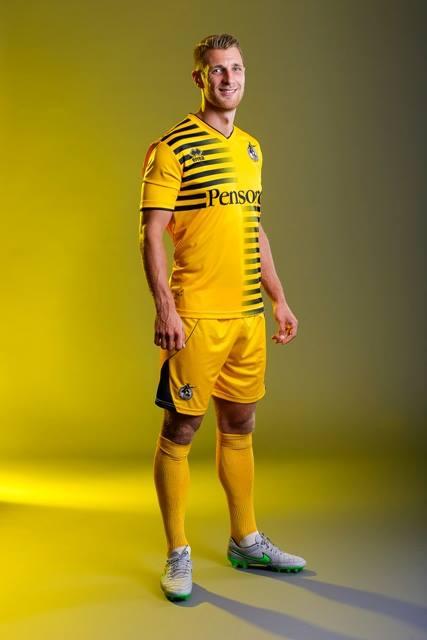 Bristol Rovers Away Kit 2015 2016