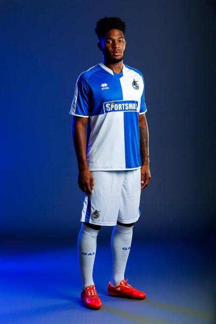 Bristol Rovers Home Kit 15 16