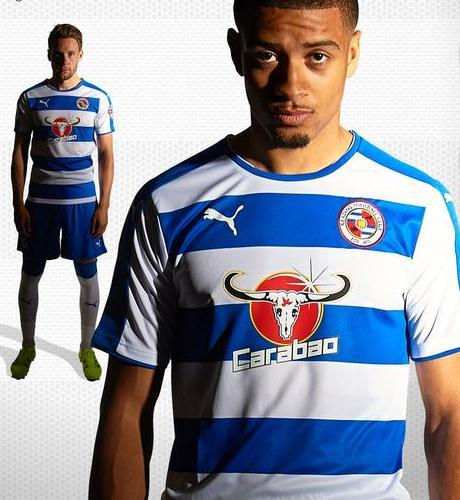 Carabao Reading Shirt 2015 2016
