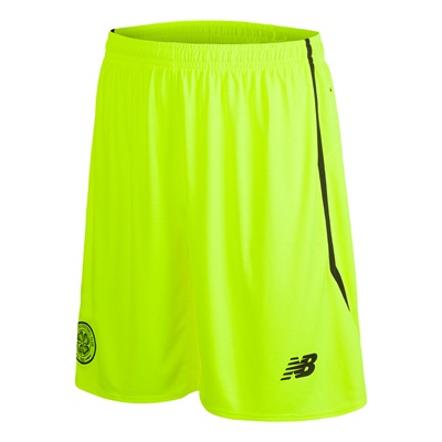 Celtic Third Shorts 2015 16