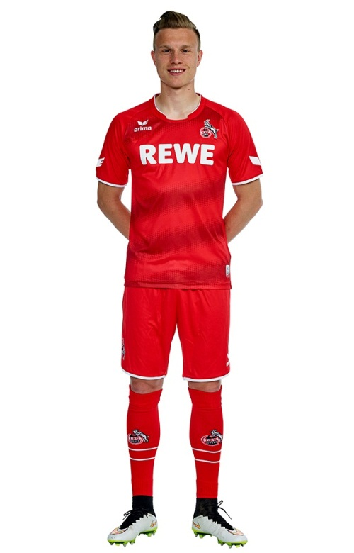 Cologne Away Kit 15 16