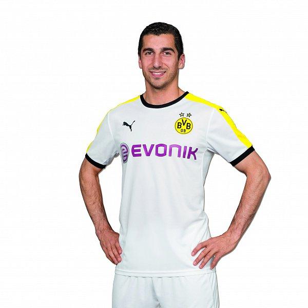 Dortmund Third Kit 2015 16