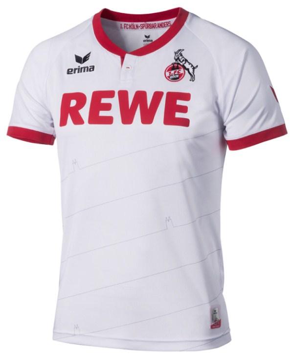 FC Koln Kit 2015 16