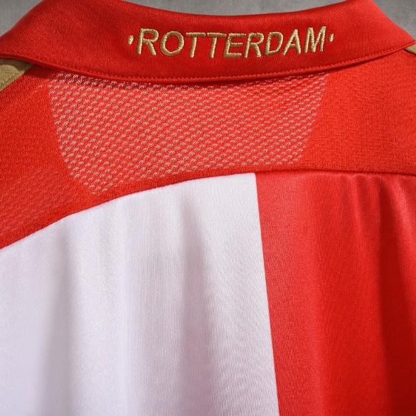 Feyenoord Shirt Closeup