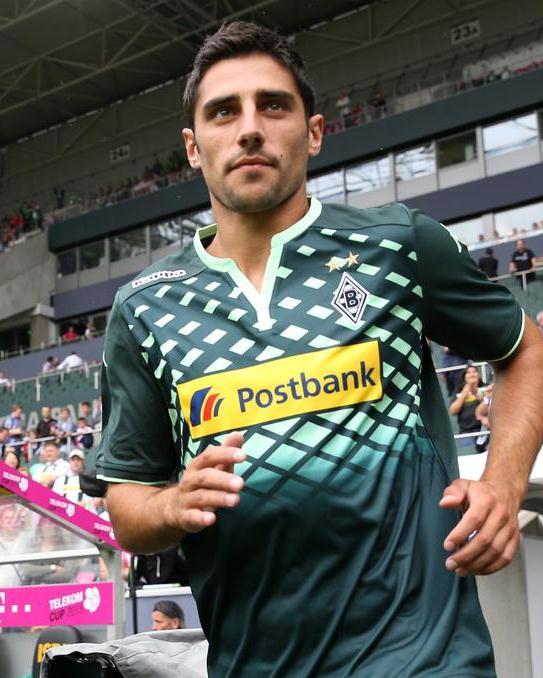Borussia Monchengladbach New Away Kit 2015/16 Kappa